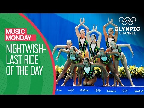 Synchronised Swimming: Nightwish - Last Ride of the Day | Music Mondays