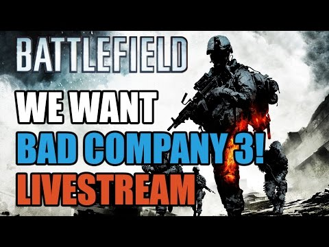 What Do You Want in the Next Battlefield? Let's Play Bad Company 2