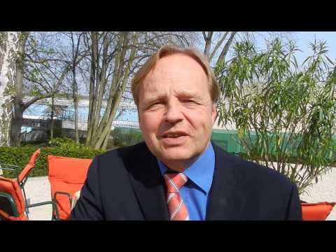 Tennis LTTC Rot-Weiß Berlin Interview Werner Ellerkmann