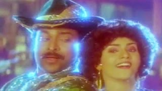 Kodama Simham Movie Songs || Star Star Megastar || Chiranjeevi || Vani Viswanath