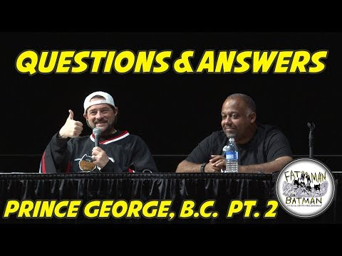 Questions & Answers - Prince George, B.C. PT. 2
