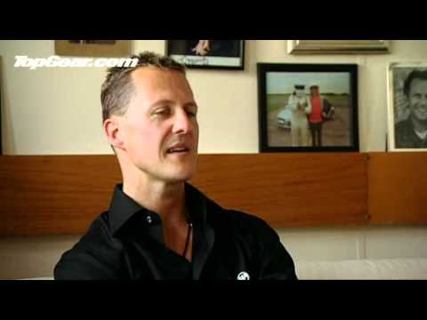 TOP GEAR : Michael Schumacher interview  (Part 1)