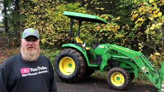 Winter tractor upgrades part two: Installing a roof
