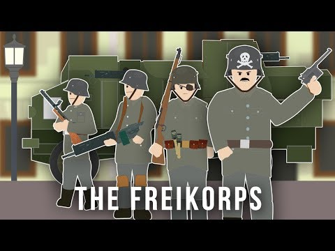 Weimar Republic: The Freikorps