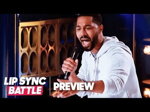 """Tone Bell Transforms Into John Legend for """"Greenlight"""" 