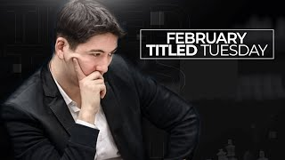 Titled Tuesday GM Hansen Feb 2017