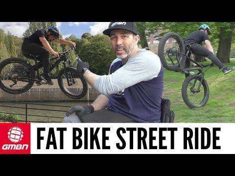 Can You Ride Street On A Fat Bike? | MTB Skills