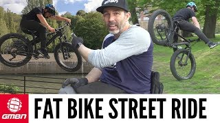Can You Ride Street On A Fat Bike? | MTB Skills