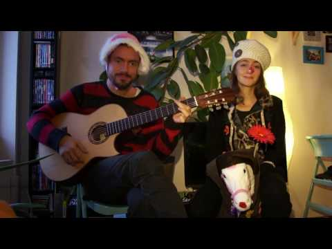 Rudolph the red nosed reindeer- Jack Johnson cover