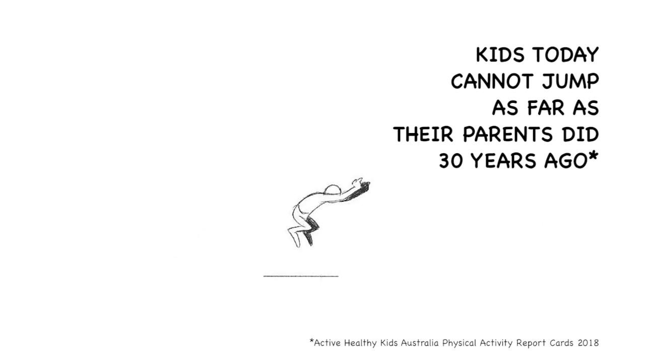 2018 Australian Physical Activity Report Card for Children