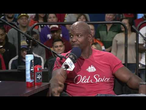 Actor Terry Crews on NFL Players Today Being Bigger & Better - 2/1/17