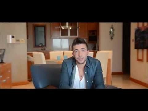 Kurt Calleja Eurovision Winner 2012 - Making of music video - Ville Michel Luxury Apartments Malta