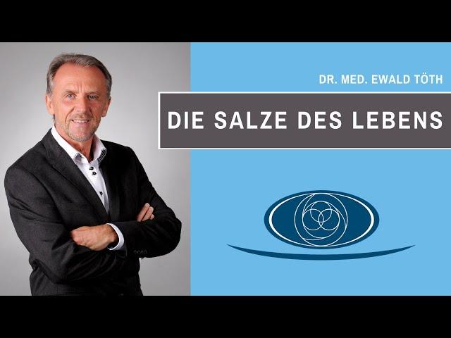 Wirkung und Anwendung der Dr. Ewald Töth® Physiologischen Stoffwechsel-Salze