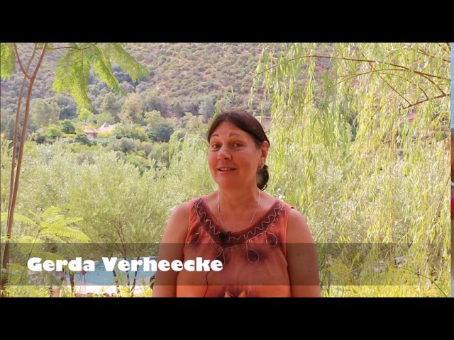 Getuigenis Gerda  -  Marokko Retreat 2019