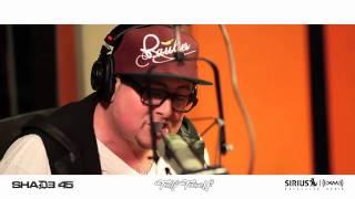 Iron Solomon Freestyle w DJ Tony Touch on Shade 45 (Sirius / XM)