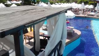 Hotel Fame Residence Lara!Juni 2015!  Big pool area!!