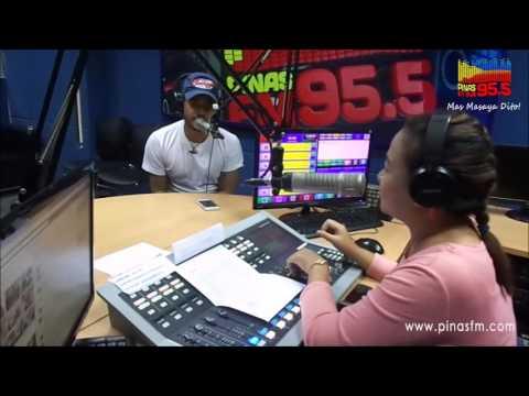 Jireh Lim on Pinas FM 95.5