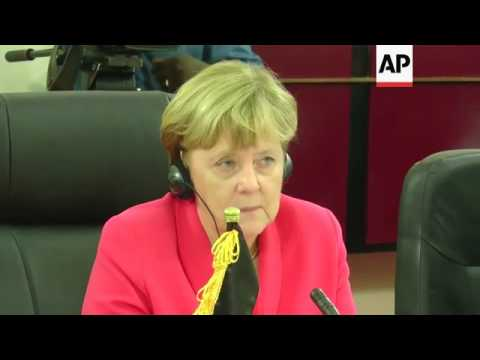 Merkel visits Niger to strengthen bilateral ties