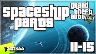 GTA V Spaceship Parts (11-15)