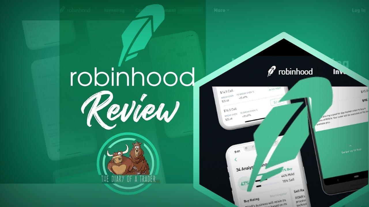Robinhood forex trading