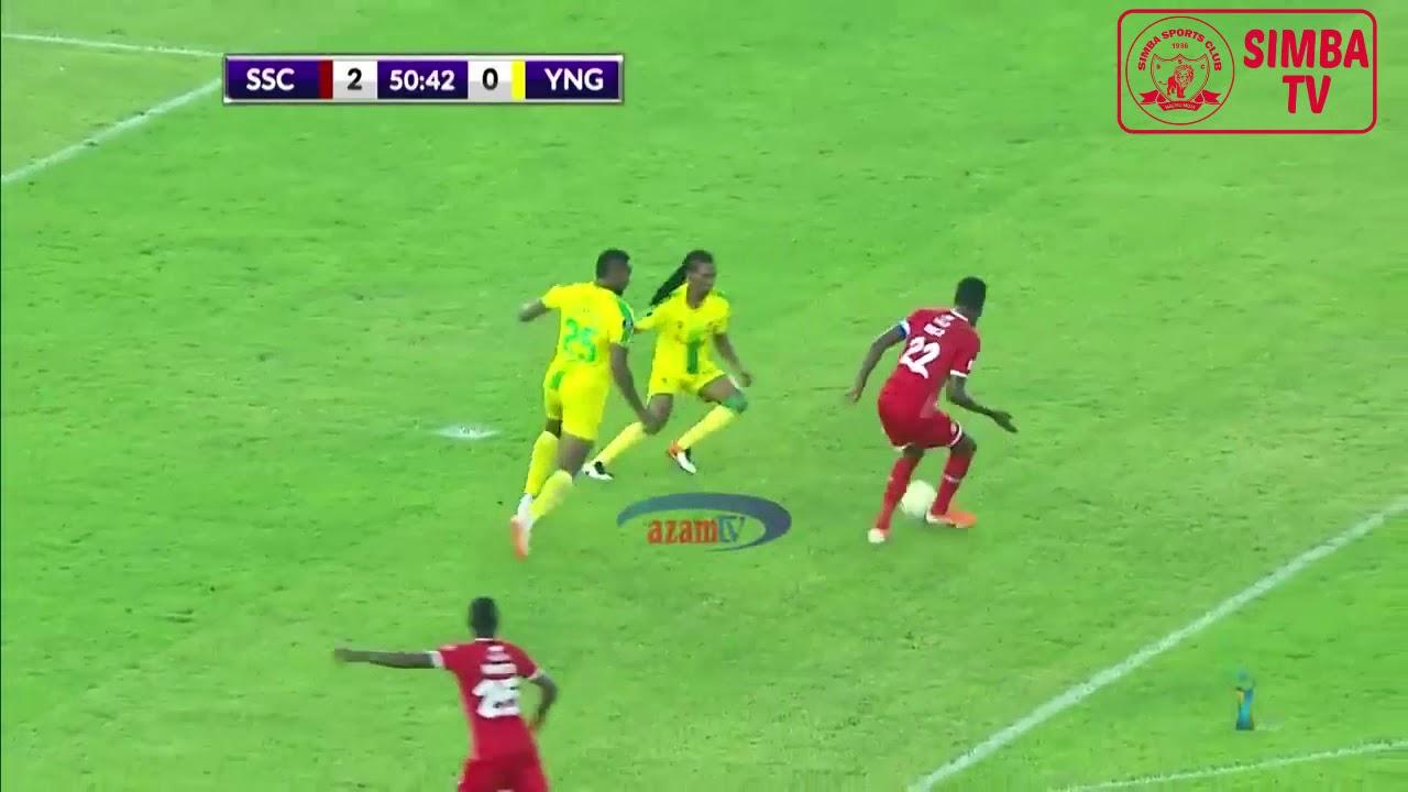 Download #FT :SIMBA 4-1 YANGA Magoli Yote Haya Hapa