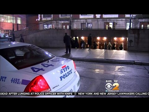 Security Stepped Up At Brooklyn Synagogue After Stabbing