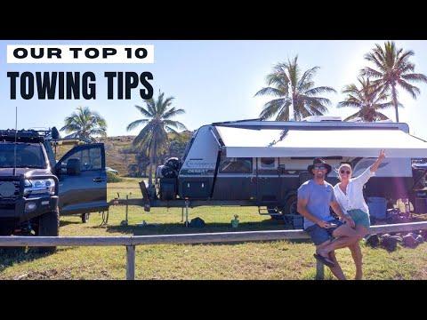 """TOP 10"" CARAVAN TOWING TIPS – Road Trip Australia"