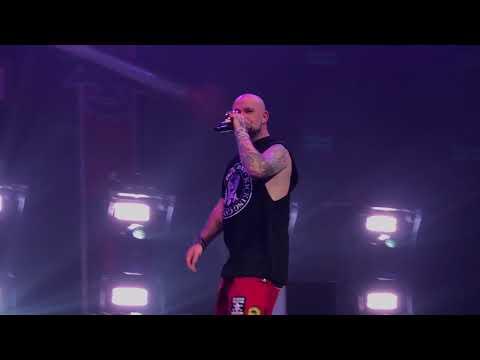 Five Finger Death Punch - Wrong Side Of Heaven + Remember Everything Birmingham Alabama 05 / 16 / 2