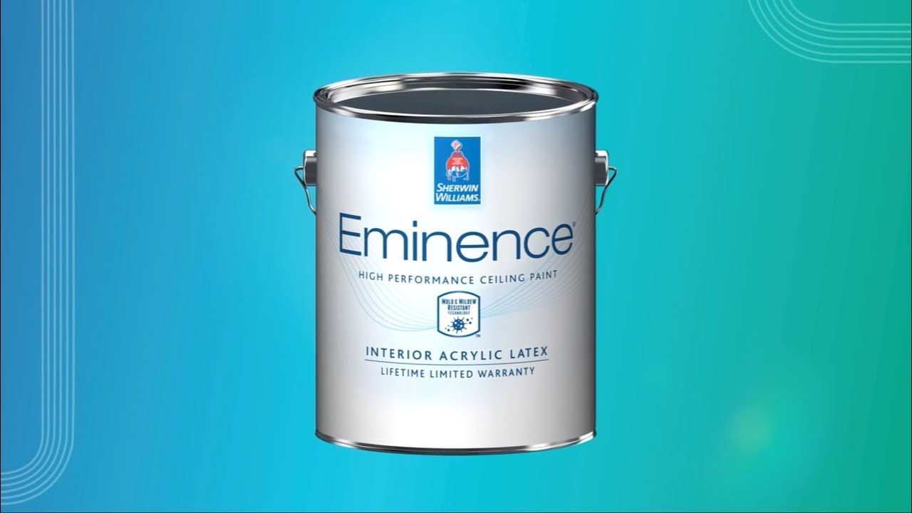 Good Eminence High Performance Ceiling Paint   Sherwin Williams