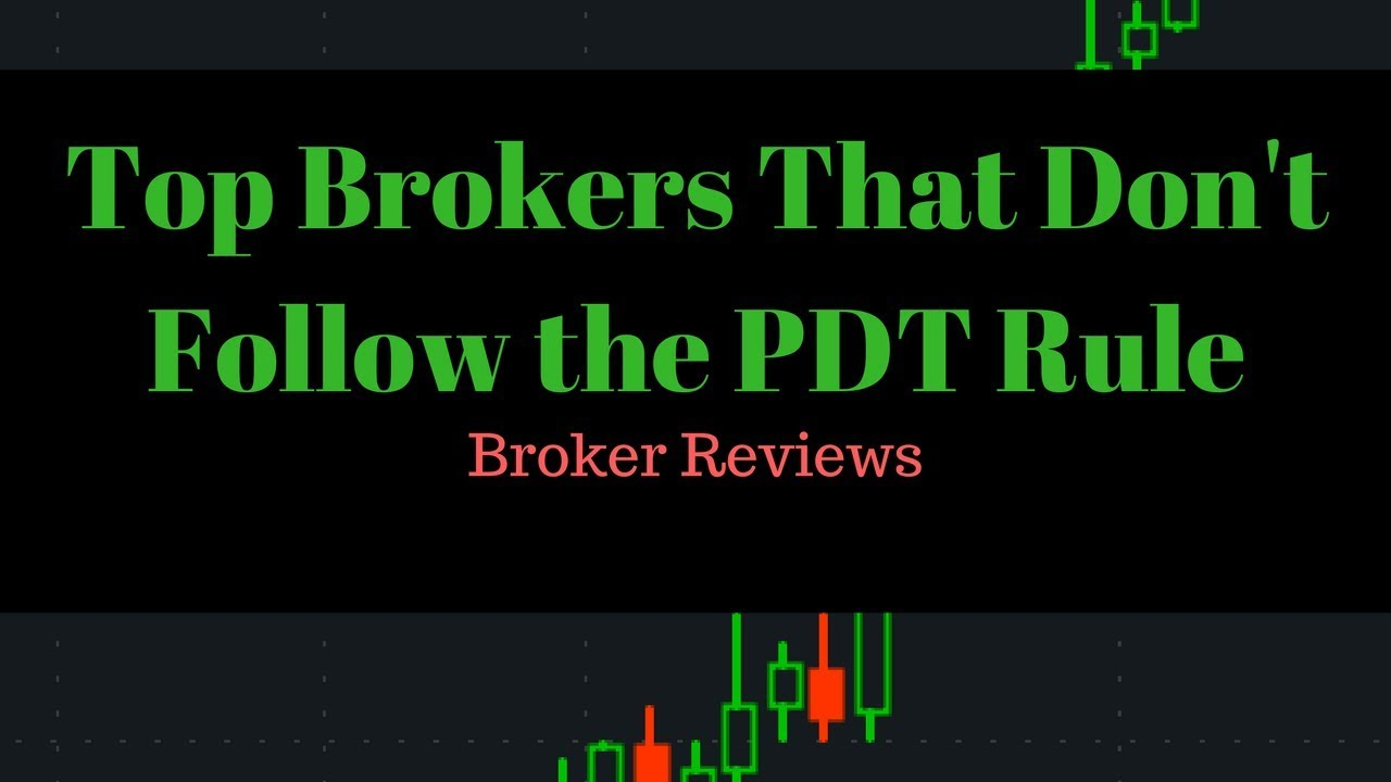 Binary options pattern day trader rule