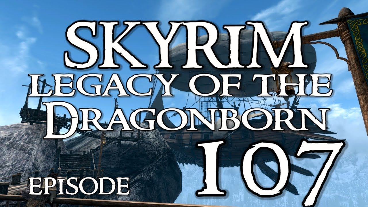 SKYRIM - Special Edition [Modded] Ch  8# Legacy Of The Dragonborn - 107