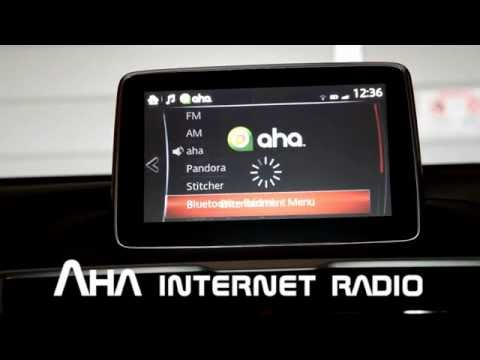 7 Ways to Listen to Music: Mazda MZD Correct (Pandora, Stitcher, Aha, FM, USB, Bluetooth, CD)
