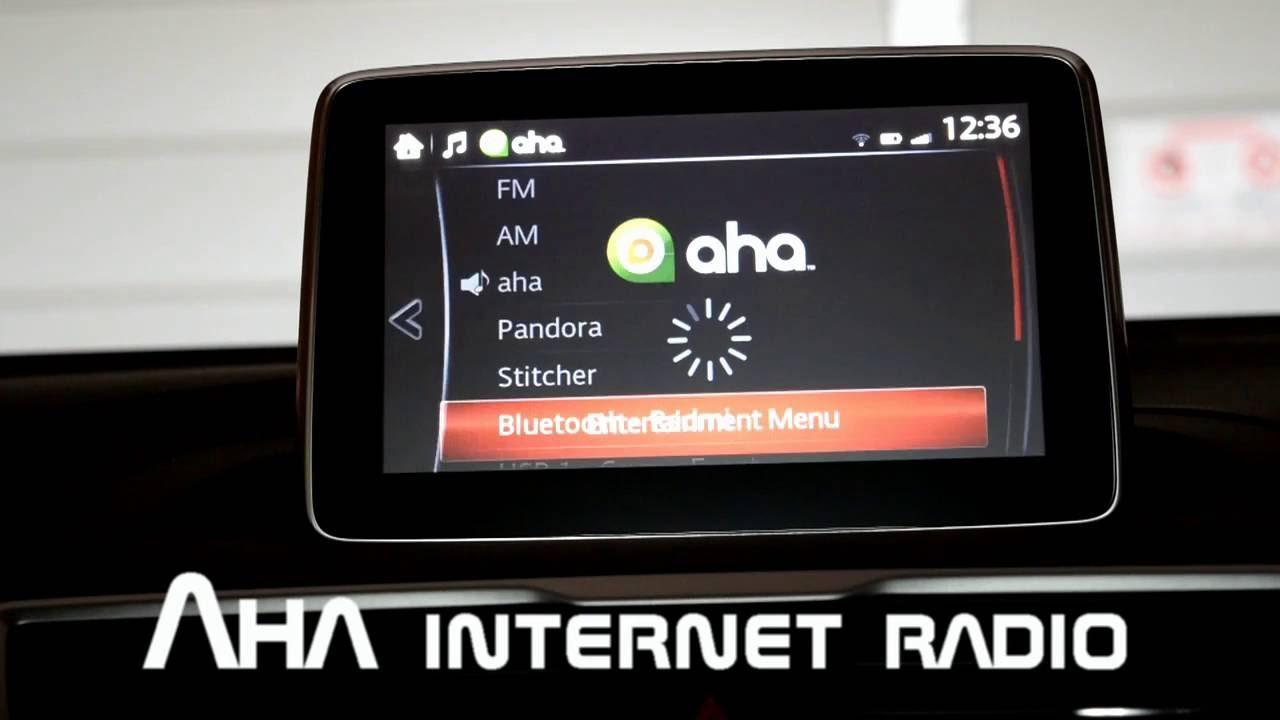 7 Ways to Listen to Music: Mazda MZD Correct (Pandora, Stitcher, Aha, FM, USB, Bluetooth, CD) image