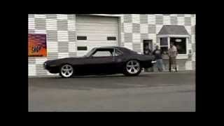 1968 Pontiac Firebird Full Size Diecast Toy V8TV-Video