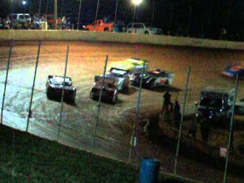 A Hobby Feature Race @ North Georgia Speedway 2/26/2016 Featuring Ralph Langston