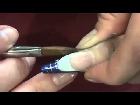Как правильно наращивать ногти видео уроки гелем