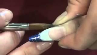 видео уроки наращивания ногтей гелем