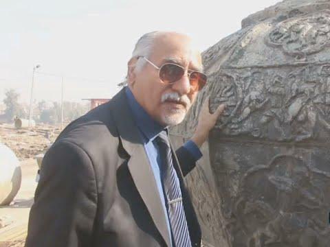نحاتو الموصل يرممون تماثيلهم التي دمرها داعش  - نشر قبل 2 ساعة