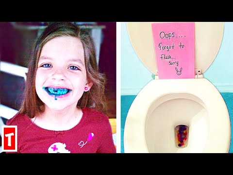 Hilarious APRIL FOOL'S DAY PRANKS To Do At Home