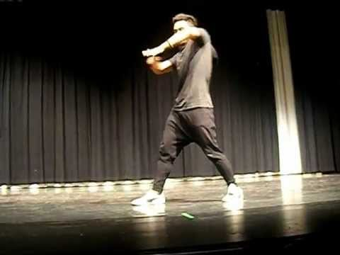 TDC Spring Dance Showcase (2012) Ian Lomiguen with BASSHEAD