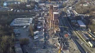 ЖК Парковая долина, ул. Кайсарова, 7/9, видео 1440p с дрона(, 2018-01-18T12:36:02.000Z)