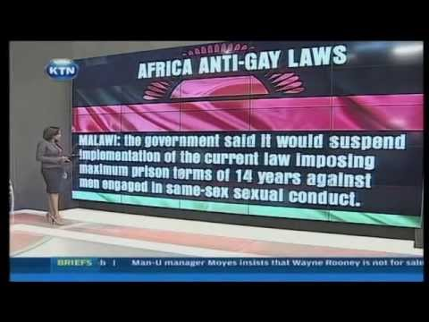 Africa Speaks: Homosexuality in Africa