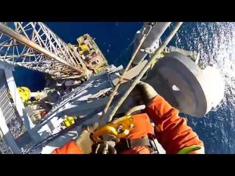 Alpinista offshore