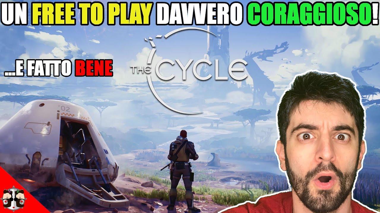 UN FREE TO PLAY DAVVERO CORAGGIOSO! THE CYCLE (Spiegato Bene)
