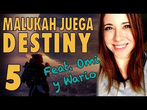 Malukah Juega Destiny - Ep. 5 (Feat. Omi y Wario)