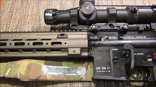 Planned rifle projects and suppressors