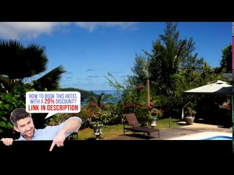 Residence Monte-Cristo, Mahe, Seychelles, HD Review