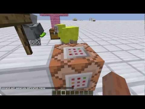 видео: MineCraft комманд блок: №2