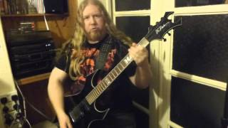 Thrash Metal Guitar Lessons