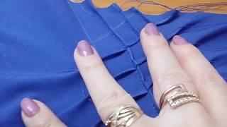 видео Сборка буфы на шторах с защипами: пошить своими руками